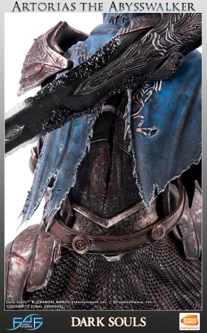 First4Figures Dark Souls Artorias the Abysswalker Statue 17