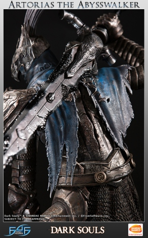 First4Figures Dark Souls Artorias the Abysswalker Statue 18
