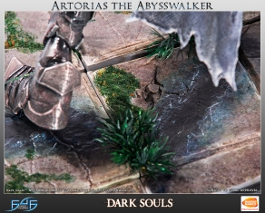 First4Figures Dark Souls Artorias the Abysswalker Statue 5