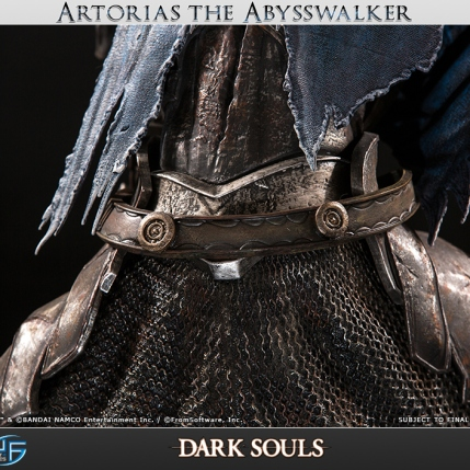First4Figures Dark Souls Artorias the Abysswalker Statue 8