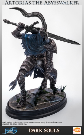 First4Figures Dark Souls Artorias the Abysswalker Statue 9