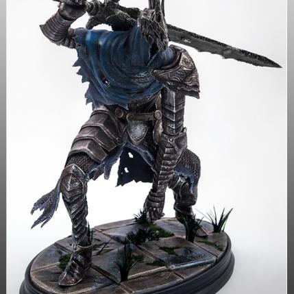 First4Figures Dark Souls Artorias the Abysswalker Statue 9