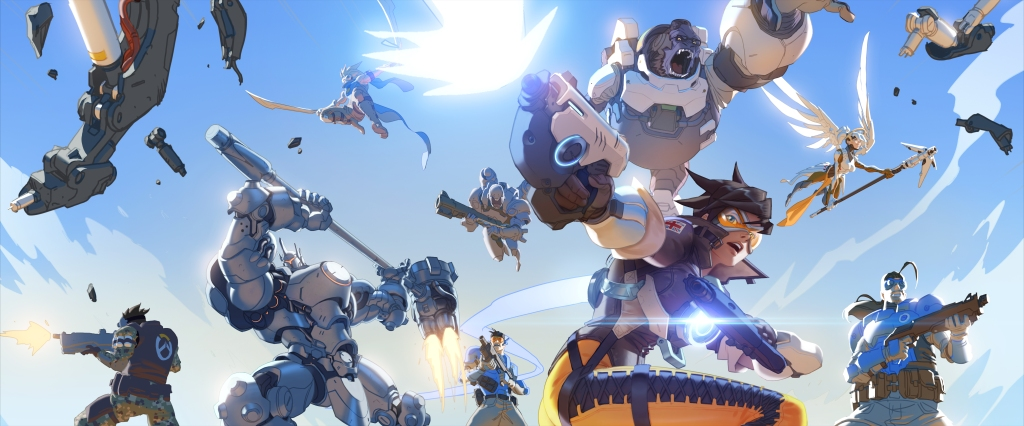 Overwatch Promotional Artwork