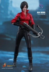 Resident Evil 6 20th Anniversary Hot Toys Ada Wong Figure 3