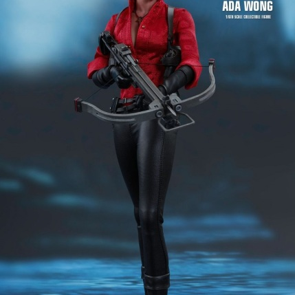Resident Evil 6 20th Anniversary Hot Toys Ada Wong Figure 5