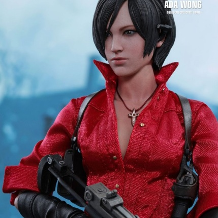 Resident Evil 6 20th Anniversary Hot Toys Ada Wong Figure 8