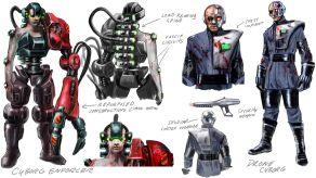 System Shock Kickstarter Concept Art 6