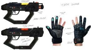 System Shock Kickstarter Concept Art 8