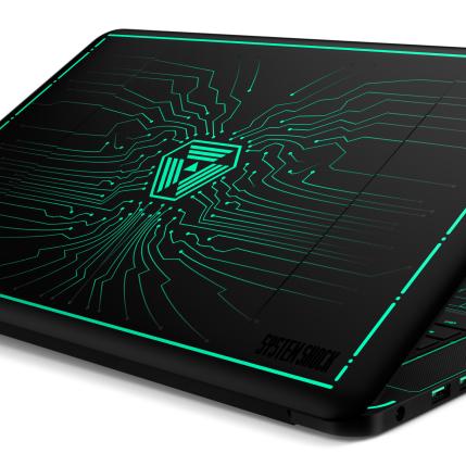 System Shock Kickstarter Razer Blade 2