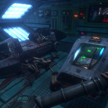 System Shock Kickstarter Screenshot 8