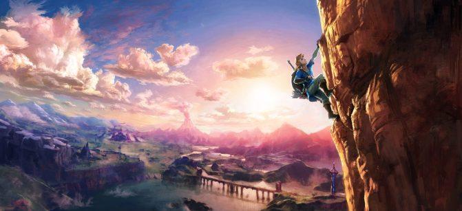Nintendo Unleashes Over 4 Hours Of 'Zelda' Gameplay Footage
