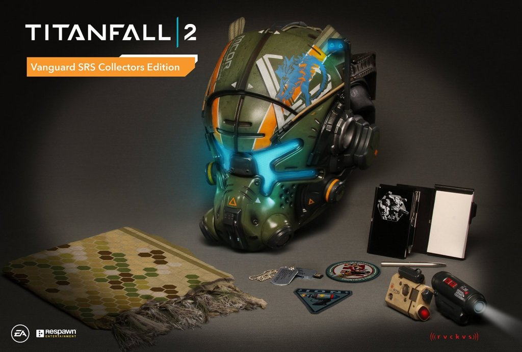 Titanfall 2 SRS Vanguard Collector's Edition