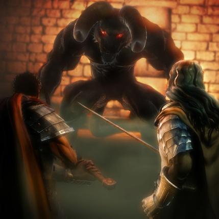 Berserk Apostles Gameplay Screenshot 1