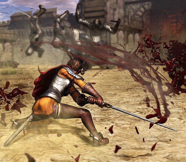 Berserk Casca Gameplay Screenshot 1