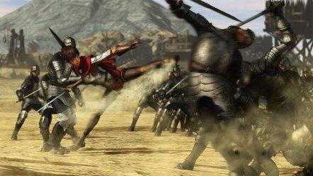 Berserk Casca Gameplay Screenshot 2