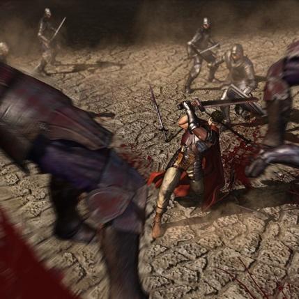 Berserk Gameplay Screenshot 1