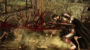 Berserk Gameplay Screenshot 3