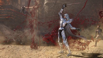 Berserk Griffith Gameplay Screenshot 3