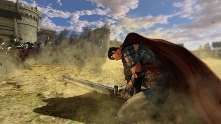 Berserk Guts Gameplay Screenshot 1