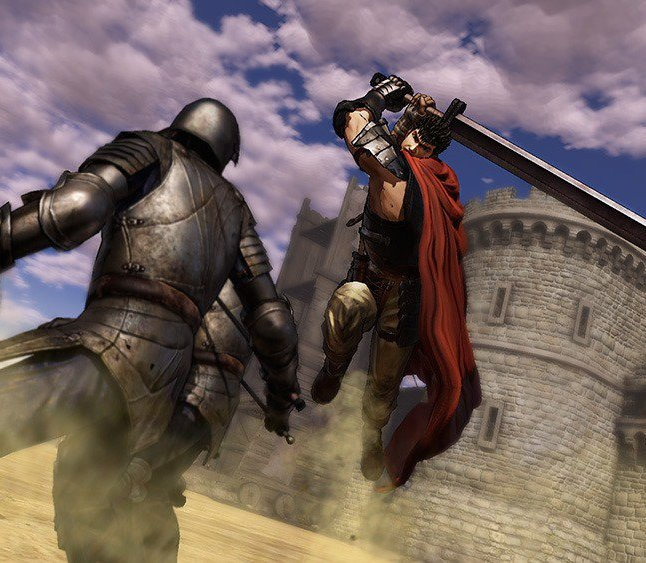 Berserk Guts Gameplay Screenshot 2