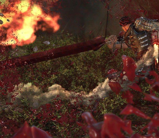 Berserk Guts Gameplay Screenshot 3