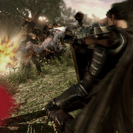 Berserk Weapons Gameplay Screenshot 2
