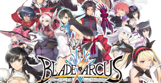 'Blade Arcus From Shining EX' Comes To PC This Month