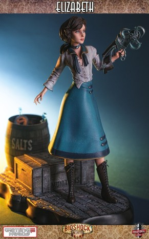 Gaming Heads Bioshock Infinite Elizabeth Statue 1
