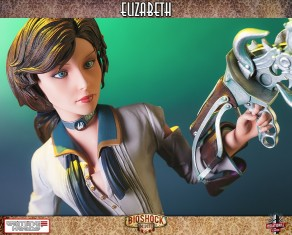 Gaming Heads Bioshock Infinite Elizabeth Statue 10