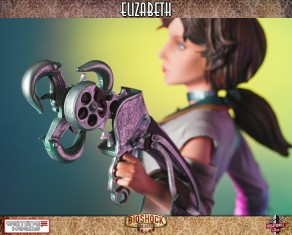 Gaming Heads Bioshock Infinite Elizabeth Statue 12