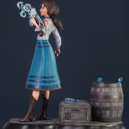 Gaming Heads Bioshock Infinite Elizabeth Statue 3