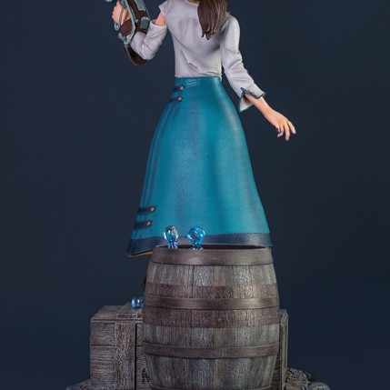 Gaming Heads Bioshock Infinite Elizabeth Statue 4
