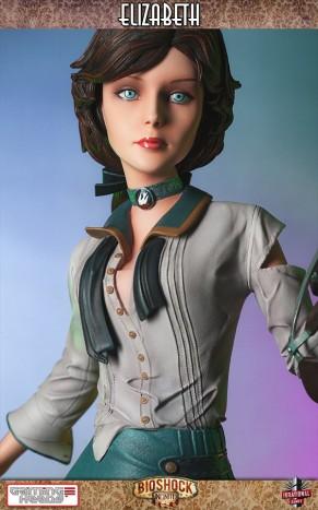 Gaming Heads Bioshock Infinite Elizabeth Statue 6