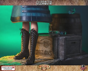 Gaming Heads Bioshock Infinite Elizabeth Statue 7