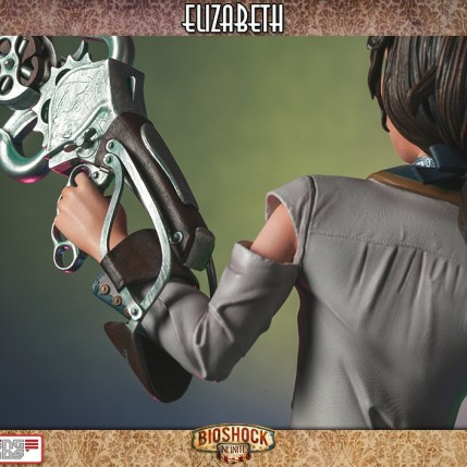 Gaming Heads Bioshock Infinite Elizabeth Statue 8