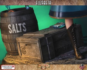 Gaming Heads Bioshock Infinite Elizabeth Statue 9