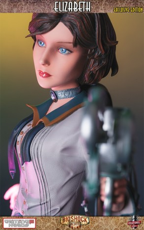 Gaming Heads Bioshock Infinite Elizabeth Statue Exclusive Edition 1