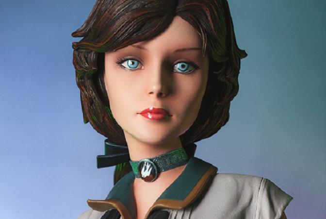 "'Bioshock Infinite' ""Elizabeth"" Statue Coming Next Year"