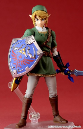 Good Smile Company Link (Twilight Princess Version) Figma Figure