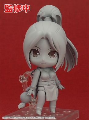 Good Smile Company Mai Shiranui Nendoroid Figure Prototype
