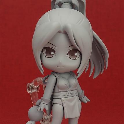 Good Smile Company Mai Shiranui Nendoroid Figure Prototype