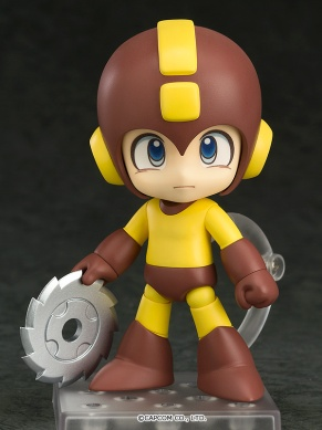 Good Smile Company Mega Man (Metal Blade Version) Nendoroid Figure