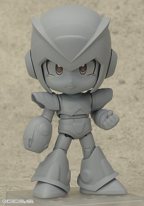 Good Smile Company Mega Man X Nendoroid Figure Prototype