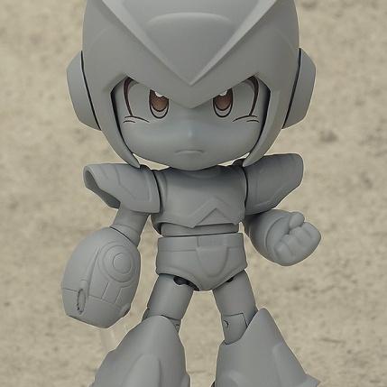 Good Smile Company Mega Man X Nendoroid Figure Prototype