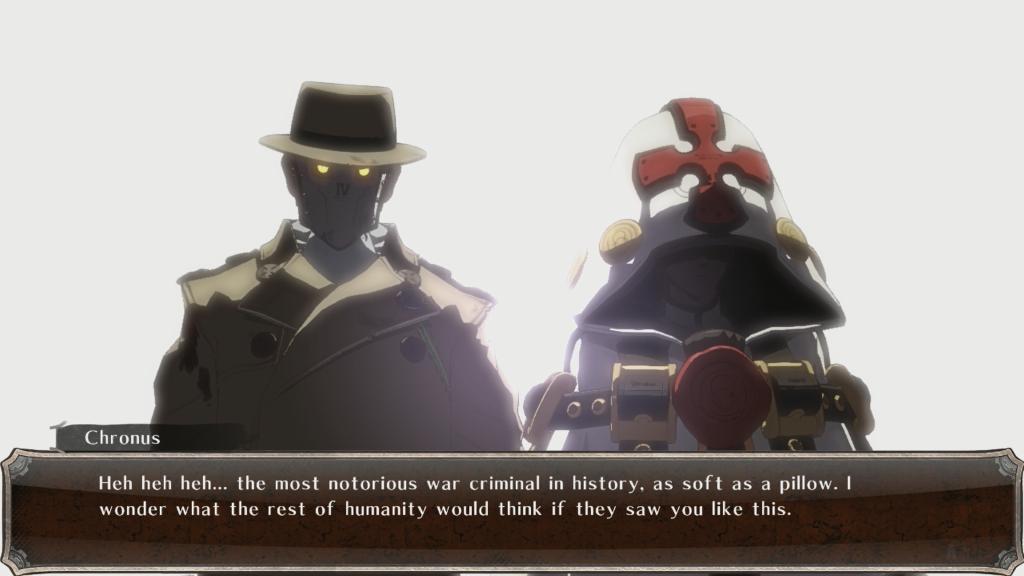 Guilty Gear Xrd -REVELATOR- Story Mode Screenshot 2