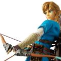 Medicom Zelda Breath Of The Wild Link Figure