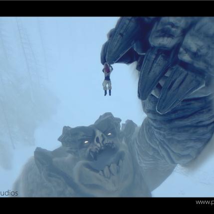 Prey of the Gods official screenshot 7