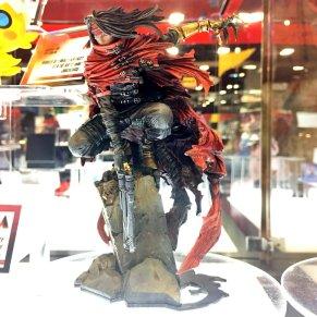 Square Enix SDCC 2016 Play Arts KAI Final Fantasy VII Vincent Valentine Prototype 1