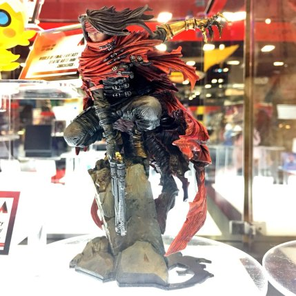 Square Enix SDCC 2016 Play Arts KAI Final Fantasy VII Vincent Valentine Prototype 1