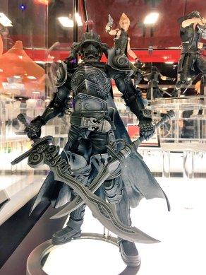 Square Enix SDCC 2016 Play Arts KAI Final Fantasy XII Gabranth